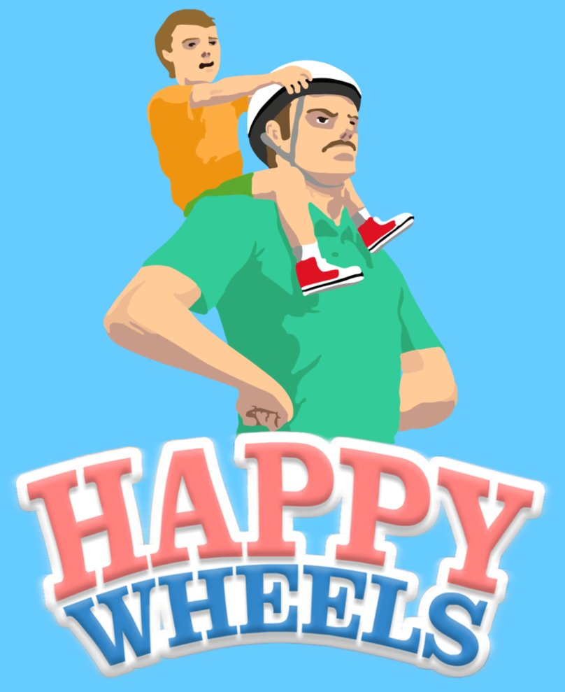 happy wheels irresponsible dad hd by webbie3000 d50v0vypngjpg