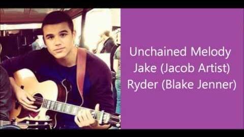 Glee - Unchauned Melody (Lyrics)