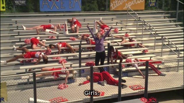 Glee - little girls