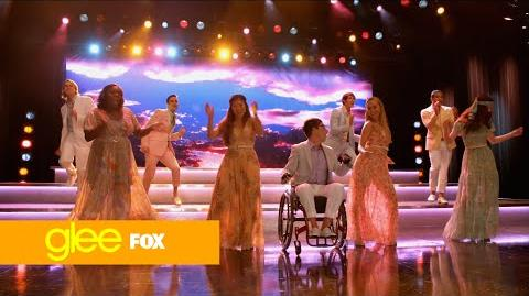 Glee let it be full performance (Hd)