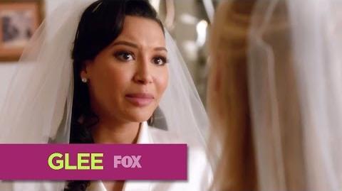 """GLEE Gleek Peek """"A Wedding"""""""