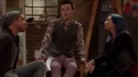 Glee- Hold On (Full Performance) (Official Music Video) HD