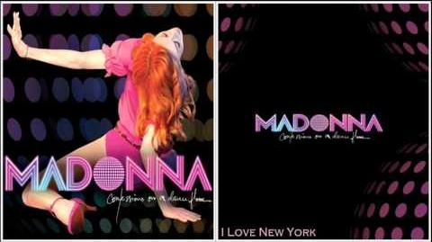 Madonna - I Love New York