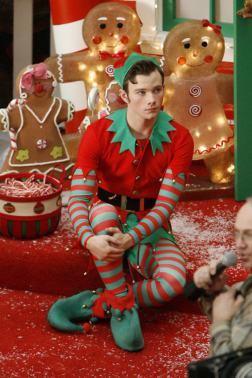 what i want for christmasjpg - Glee Previously Unaired Christmas