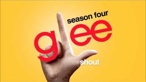 Shout - Glee HD Full Studio