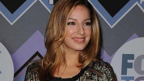 """Sugar"" Signs Out! Vanessa Lengies Leaves Glee for New Role in ABC's Mixology"