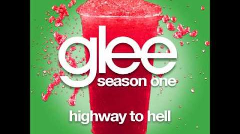 Glee - Highway To Hell (DOWNLOAD MP3 LYRICS)