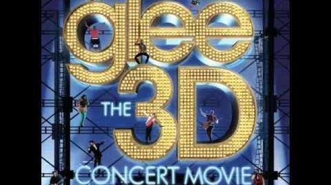 Glee Cast - Born This Way (The 3D Concert Movie 2011)