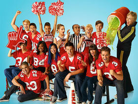 GLEE Cast - Season 2