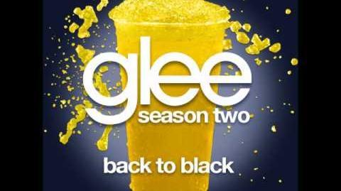 Glee - Back To Black (DOWNLOAD MP3 LYRICS)