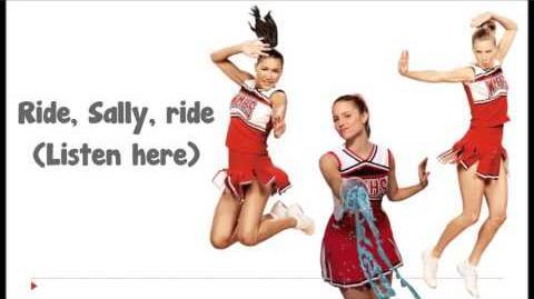 Glee Mustang sally lyrics-0