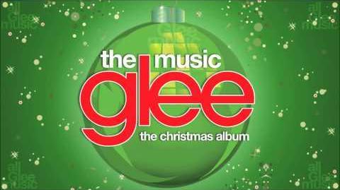 O Holy Night Glee HD FULL STUDIO