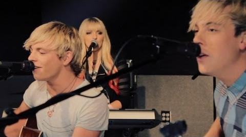R5 Fallin' For You Acoustic Performance R5Friday Disney Insider