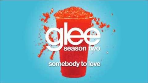 Somebody To Love Glee HD FULL STUDIO