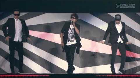 1080p HD 121026 SMTOWN Live in Tokyo Kangta - Choa