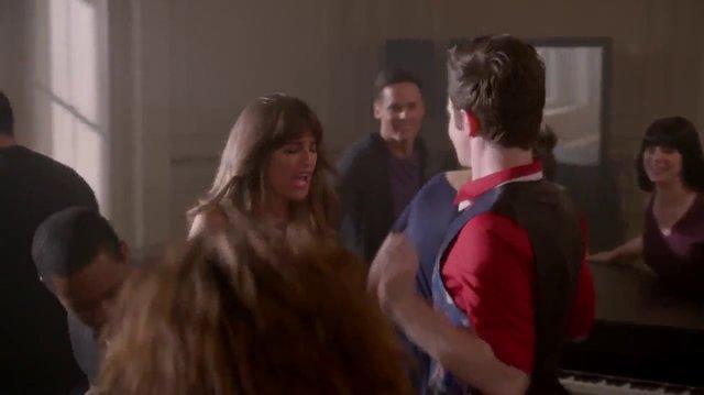 Get Back - Glee