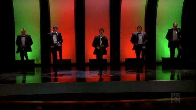 Glee- I Wanna Sex You Up (Acafellas)
