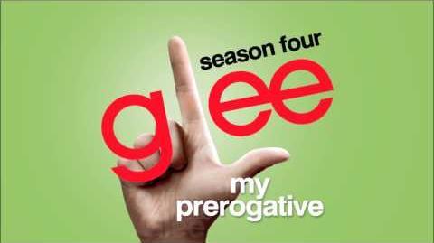 My Prerogative - Glee-3