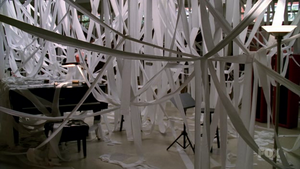 TP'd Choir Room