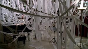 TP'd Choir Room