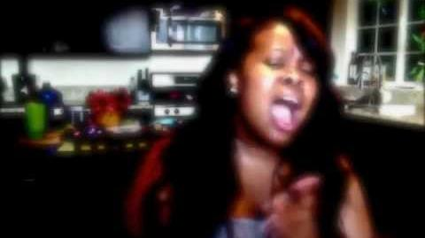 Amber Riley - Nobody's Supposed To Be Here