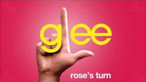 Rose's Turn Glee HD FULL STUDIO