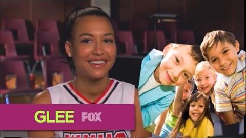 GLEE 10 Things You Didn't Know About Naya Rivera