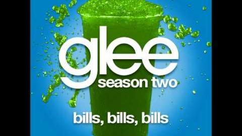Glee - Bills Bills Bills (DOWNLOAD MP3 LYRICS)