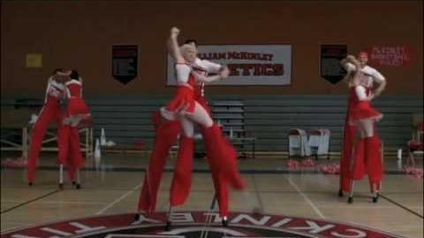 Glee - Ray of Light HD