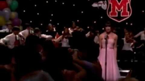 Glee Jar of Hearts (Full Performance)