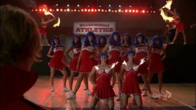 California Gurls - Glee