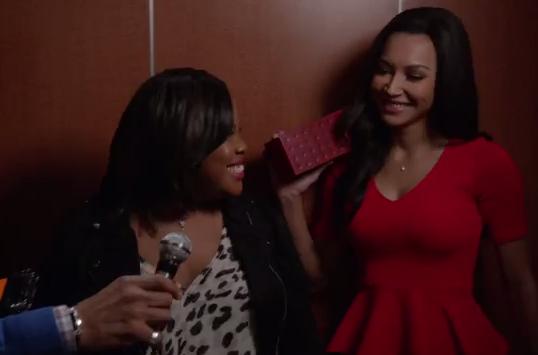 Santana från Glee dating