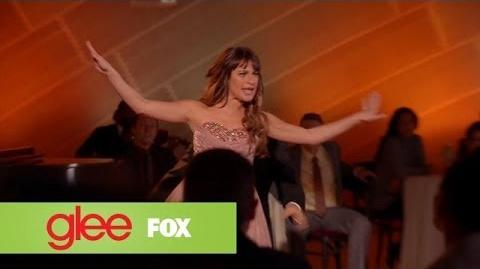 """Full Performance of """"Broadway Baby"""" from """"Bash"""" GLEE"""