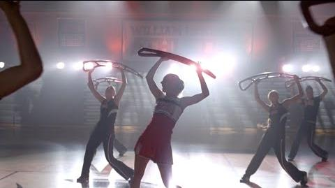 GLEE - Hold It Against Me (Full Performance) HD