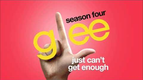 Just Can't Get Enough Glee HD FULL STUDIO