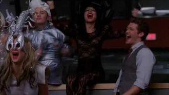Glee - Shout It Out Loud full performance HD (Official Music Video)