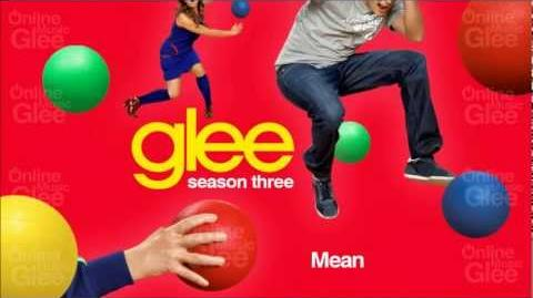 Mean - Glee