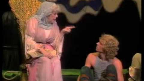 No Time At All - Pippin - Martha Raye