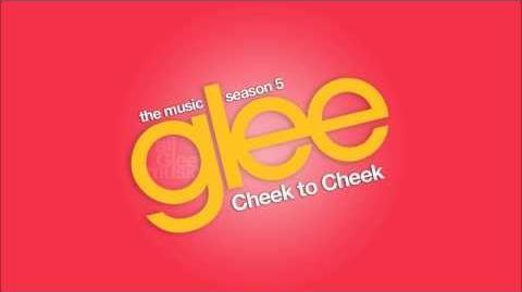 Cheek to Cheek Glee HD FULL STUDIO