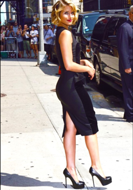 Nice ass in street pic