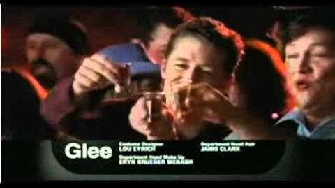 Glee - 2x14 - Blame It On The Alcohol - Promo