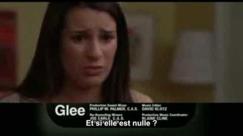 Glee 1x19 Promo Vostfr