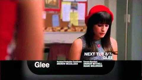 Glee 3x05 - The First Time Promo (HD)