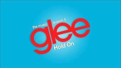 Hold On Glee HD FULL STUDIO-0