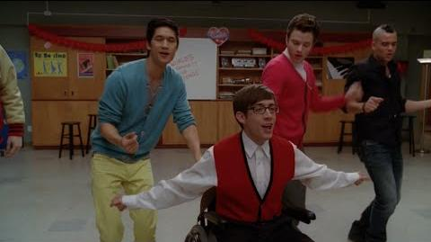 GLEE - Let Me Love You (Full Performance) HD