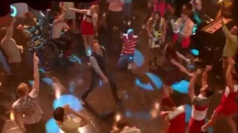 Glee- You May Be Right HD