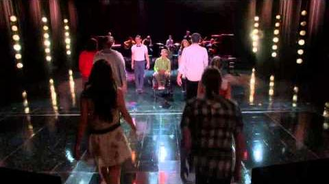 Glee - Breakaway (Full Performance - Season 5)