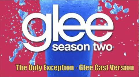 Glee - The Only Exception - Full Song - HD - Season 2- Britney Brittany 2x02