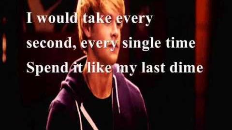 Glee somebody to love justin bieber lyrics