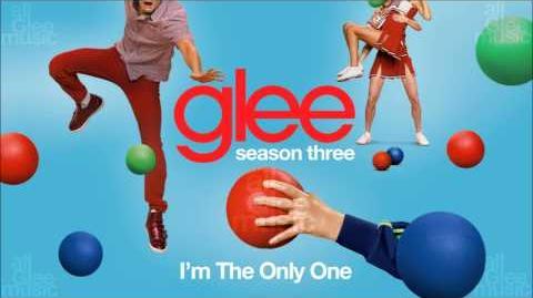 I'm The Only One Glee HD FULL STUDIO